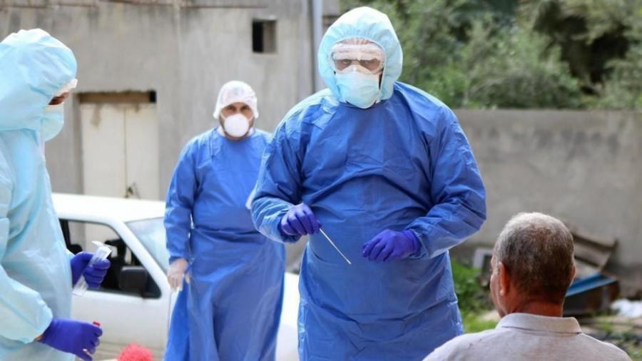 تسجيل 15 وفاة و 1061 اصابة جديدة بفيروس كورونا في الاردن